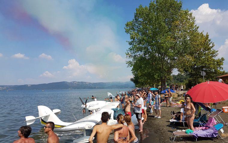 Lago di Bolsena Air Show 2018