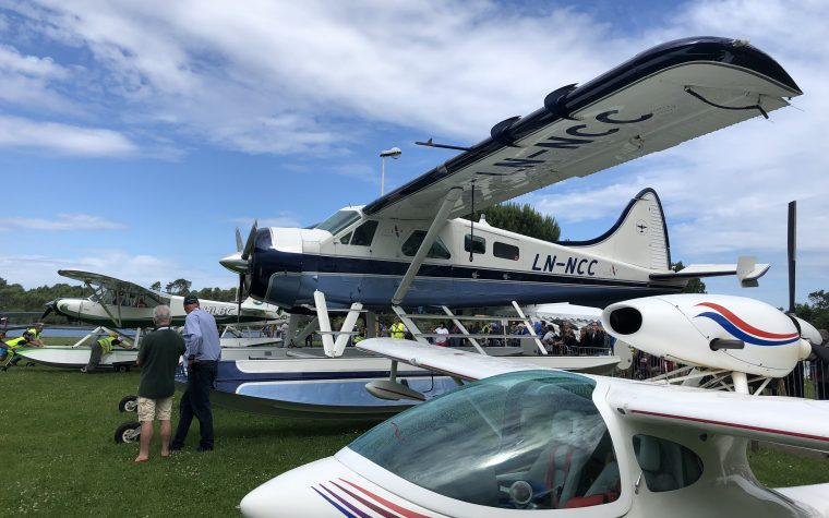 "VRF Aviation pubblica le avventure del Club ""La Fenice"""