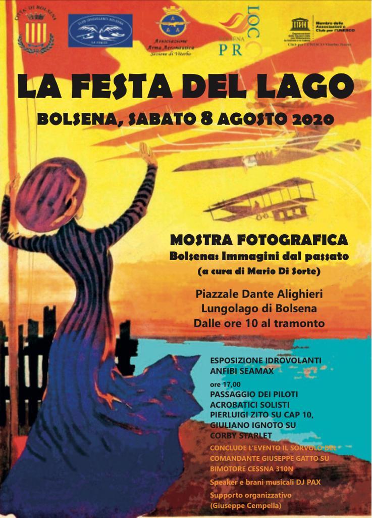 Il Manifesto della Festa del Lago